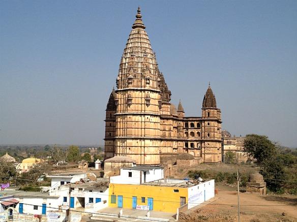 Nordindien - Tempel in Orcha