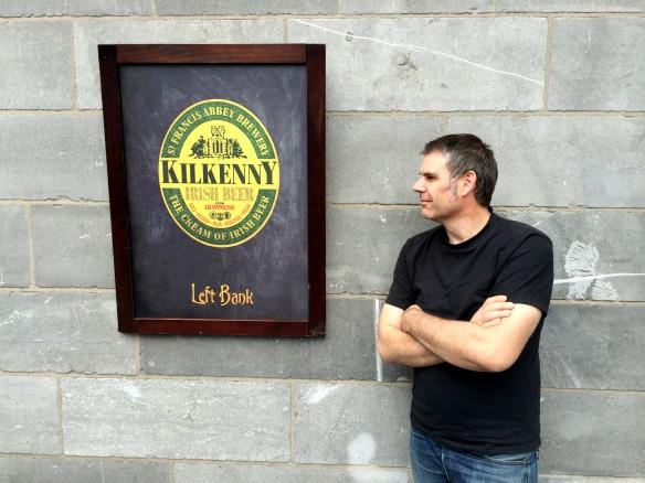 1 Irland Kilkenny - Bier