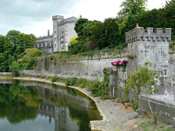 1 Irland Kilkenny - Burg