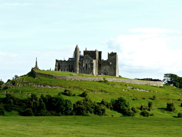 2 Irland - Rock of Cashel