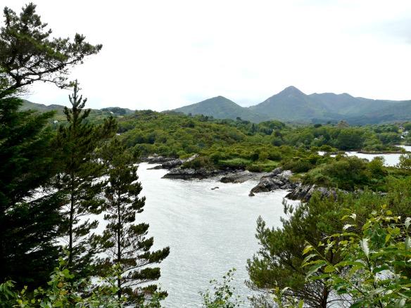 3 Irland - Garinish Island - Ausblick