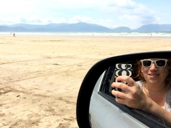 6 Irland - Reiseblogger Anja Beckmann - Inch Beach
