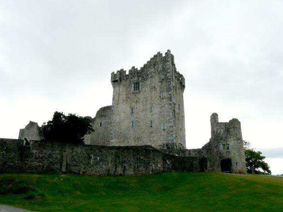 8 Irland - Killarney - Burg