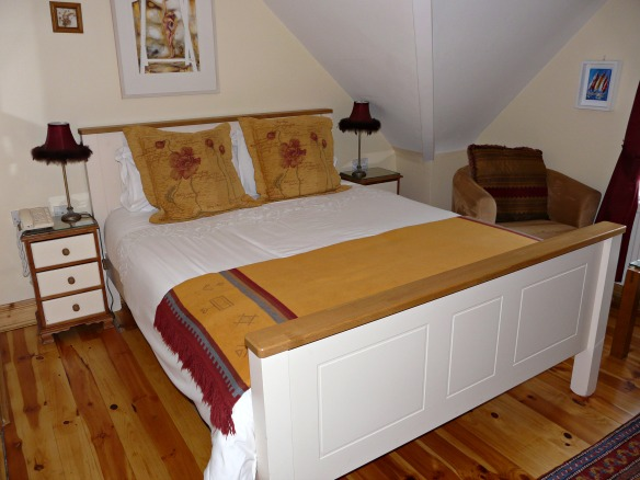 Ballyvaughan Lodge B&B in Irland