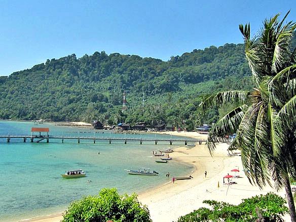 Malaysia Tioman 2