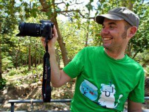 Reiseblogger Stefan Diener