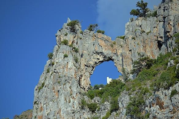 2 Cilento - Küste beim Cap di Palinuro