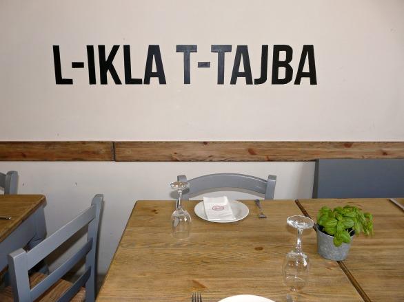 Diar il-Bniet Restaurant in Malta