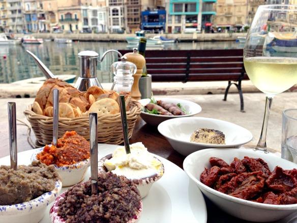 Essen auf Malta 2