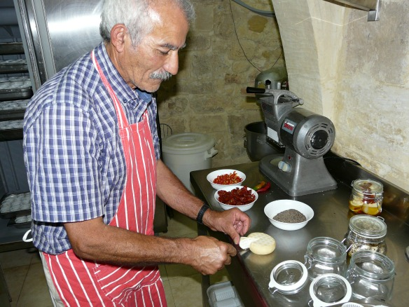 Essen in Malta