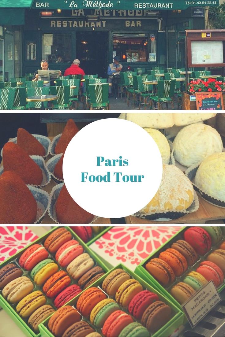 Reisen & Essen: Food Tour in Paris, Frankreich - mit Croissants, Käse & Macarons