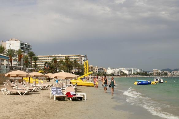 Ibiza Bossa Beach 2