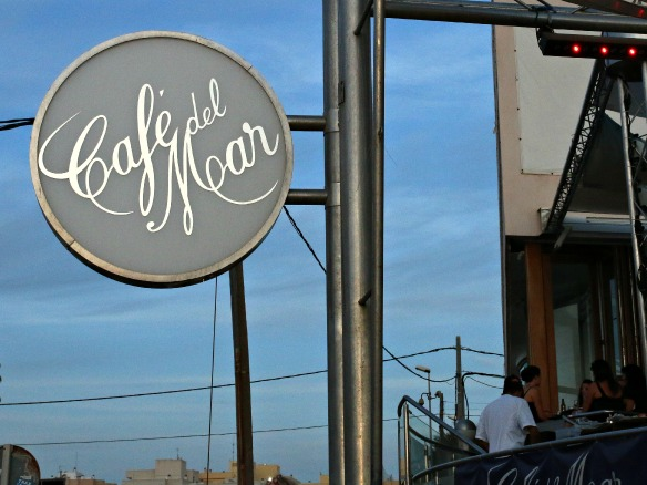 Ibiza - Cafe del Mar