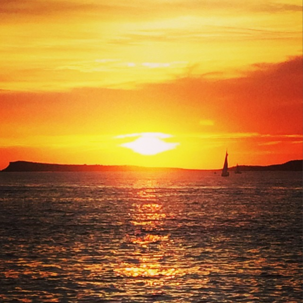 Ibiza - Sonnenuntergang
