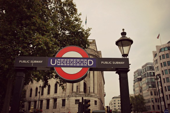 London - Subway