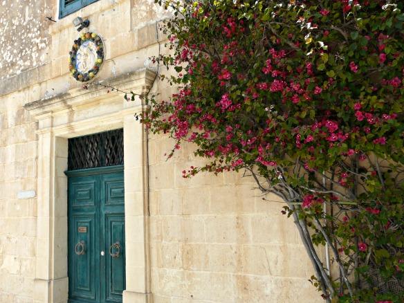 Mdina in Malta - Haustür