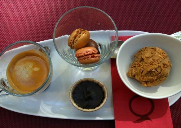 Paris - Cafe gourmand