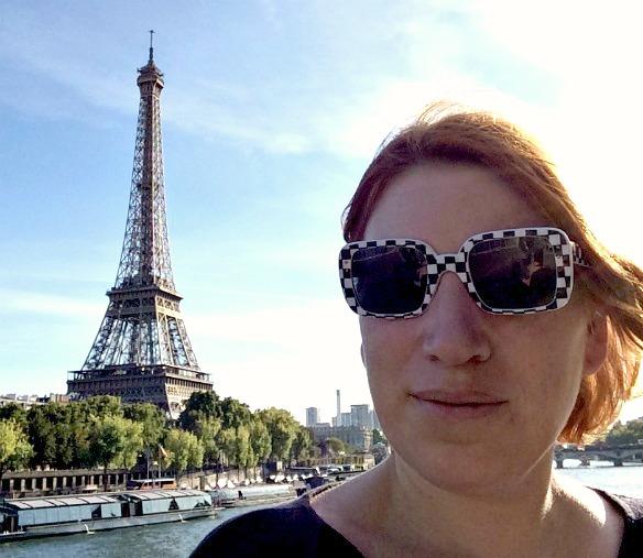 Glücksmomente - Reiseblogger Anja Beckmann in Paris - Eiffelturm
