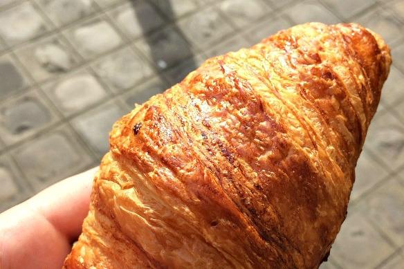 Paris - Foodtour - Croissant