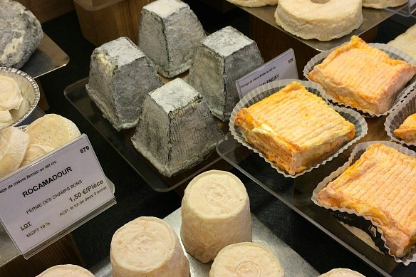 Paris - Foodtour - Käse