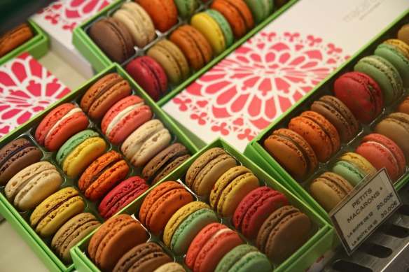 Paris - Foodtour - Macarons