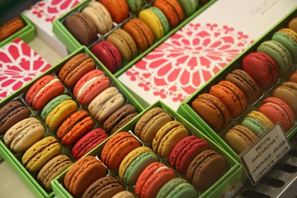 Glücksmomente - Macarons