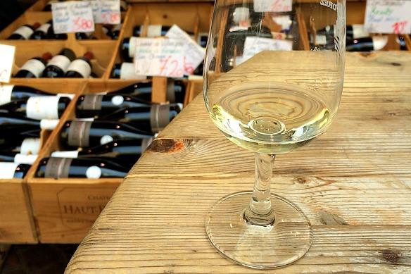 Paris - Foodtour - Wein