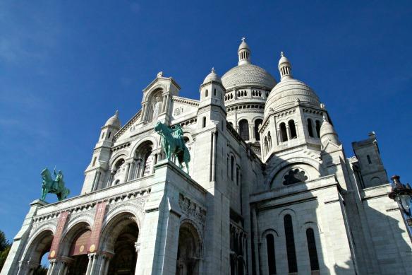 Paris - Sacre Coeur 2