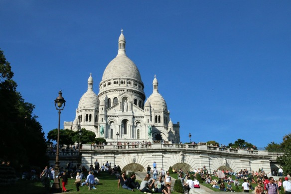 Paris - Sacre Coeur 3