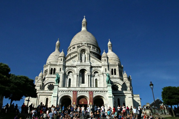 Glücksmomente - Paris - Sacre Coeur
