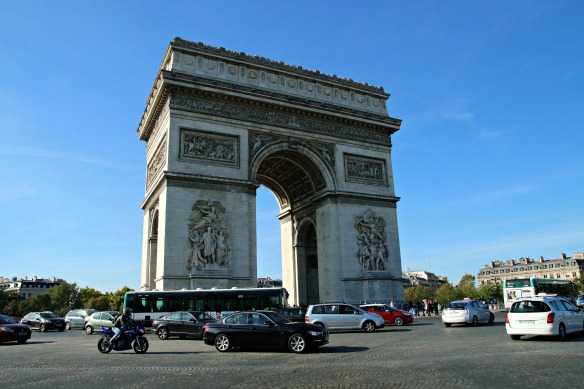 Paris - Triumpfbogen