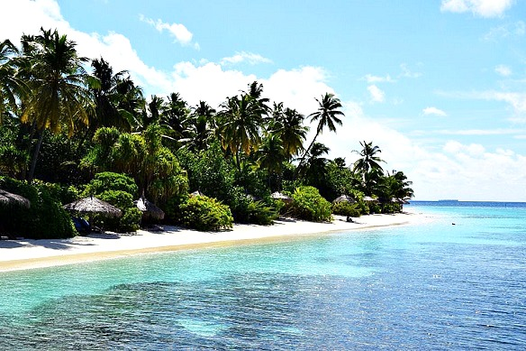 2 Malediven - Robinson Club Funamadua