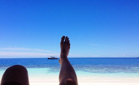 2 Robinson Club Malediven