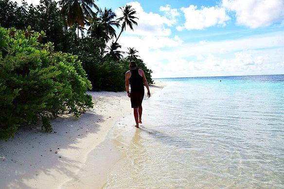 3 Robinson Club Malediven
