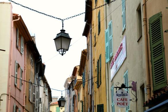 Cannes - Altstadt 3