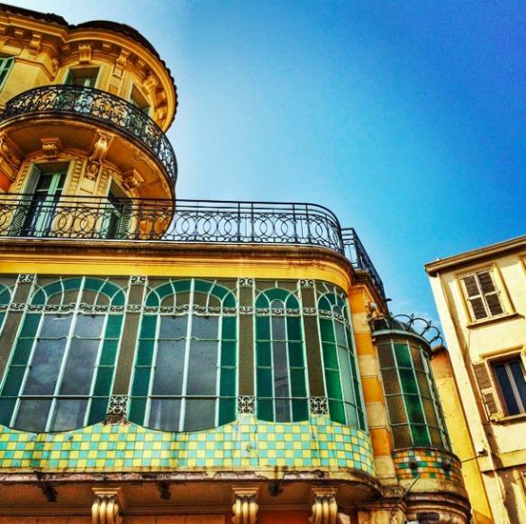 Cannes Art Deco Haus