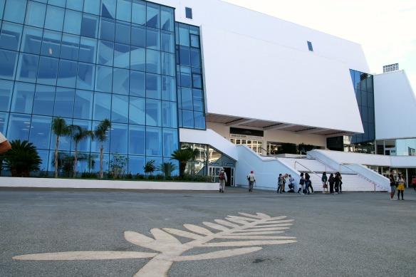 Cannes - Festivalgebäude