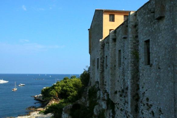 Cannes - Insel Sainte-Marguerite - Gefängnis