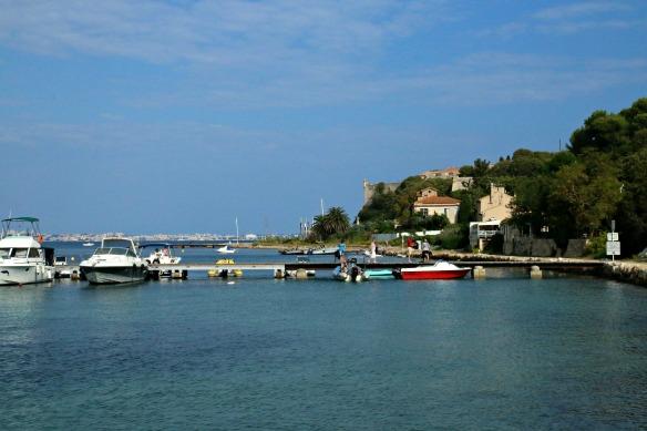 Cannes - Insel Sainte-Marguerite