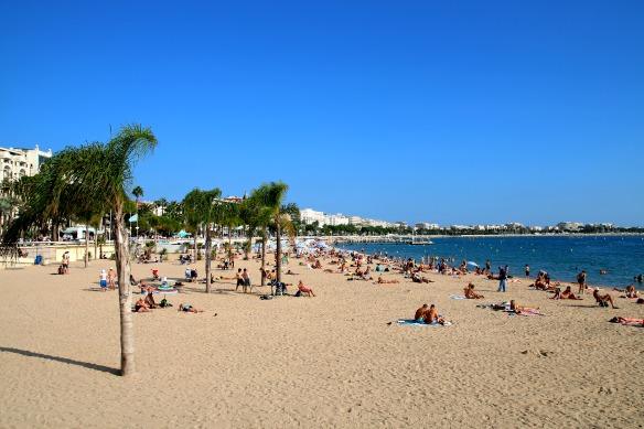 Glücksmomente - Cannes Strand