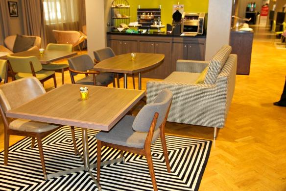Citadines Hotel London Trafalgar Square - Frühstückszimmer
