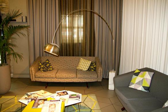 Citadines Hotel London Trafalgar Square - Lounge