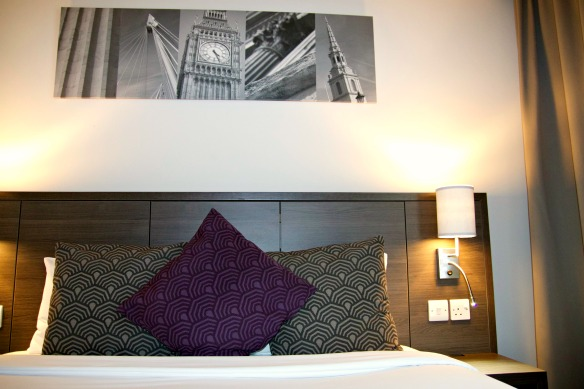Citadines Hotel London Trafalgar Square - Schlafzimmer 2