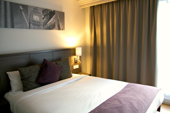 Citadines Hotel London Trafalgar Square - Schlafzimmer