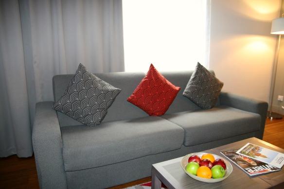 Citadines Hotel London Trafalgar Square - Wohnzimmer 2