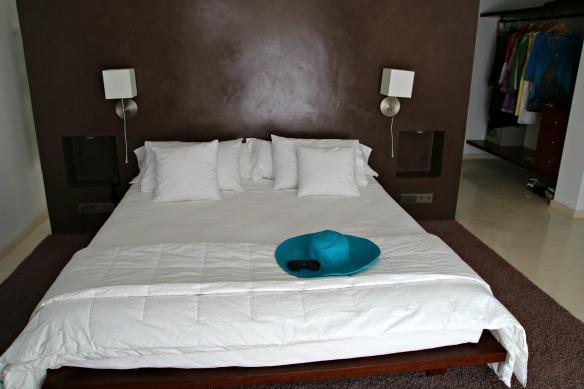 Zimmer im Hotel Can Lluc Ibiza