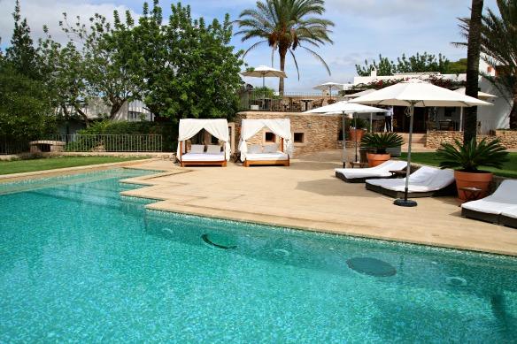 Luxus Landhotel Can Lluc Ibiza