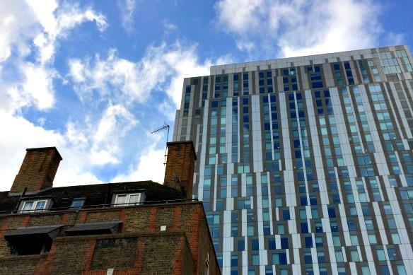 London East End - Häuser