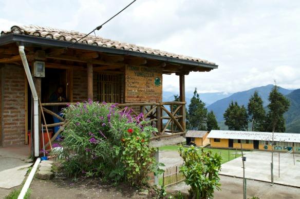 Nebelwald in Ecuador - Yunguilla - Laden