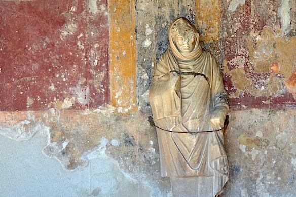 Pompeji in Italien